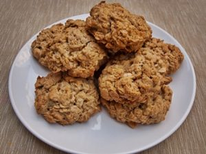 receta de galletas de avena caseras
