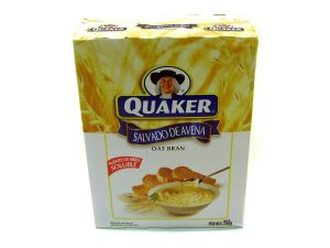 salvado de avena quaker