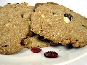 receta de galletas de salvado de avena