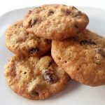 Galletas de avena y pasas light