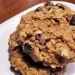 Galletas de avena y chocolate light