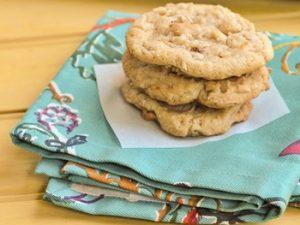 receta de galletas de avena sin harina